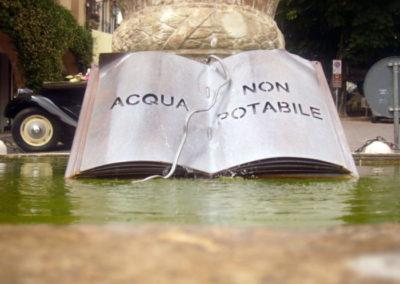 Acqua non potabile Asolo